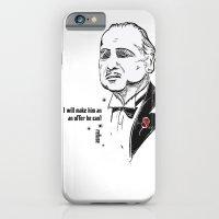 iPhone & iPod Case featuring Heroes - The Diplomat by MugurelFrincu