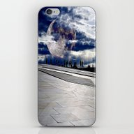 iPhone & iPod Skin featuring Moon Phenomenon by Lo Coco Agostino