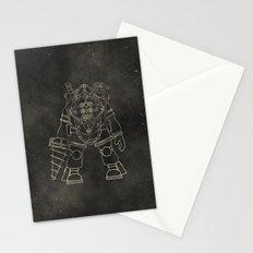 Big Daddy: BioShock Stationery Cards