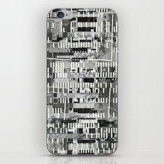 Exploiting Digital Behavior (P/D3 Glitch Collage Studies) iPhone & iPod Skin