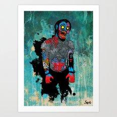 lifeseeker Art Print