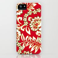 Tropical Eggnog Punch iPhone (5, 5s) Slim Case