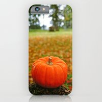 Autumn Orange iPhone 6 Slim Case
