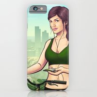 Welcome To Vinewood  iPhone 6 Slim Case