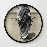 Service in Egypt Wall Clock