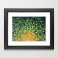IRISH SUNRISE - Beautifu… Framed Art Print