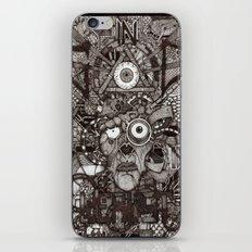 In God We Rust  iPhone & iPod Skin