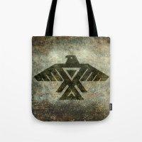 Thunderbird, Emblem Of T… Tote Bag