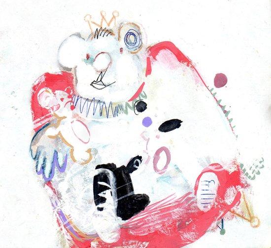 BEAR BEAR Art Print