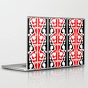 Maori Kowhaiwhai Traditional Pattern  Laptop & iPad Skin