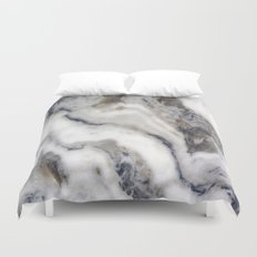 Marble Stone Texture Duvet Cover