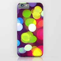 iPhone & iPod Case featuring Light Dots by Studio Laura Campanella