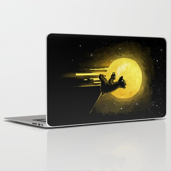 Honeymoon Laptop & iPad Skin