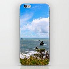 California Coastline iPhone & iPod Skin