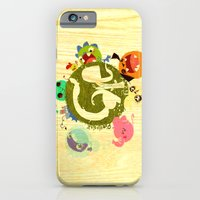 CARE - Love Our Earth iPhone 6 Slim Case