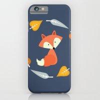 Autumn Fox iPhone 6 Slim Case
