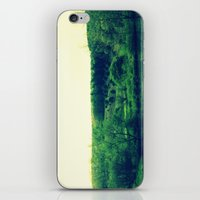 Greener on the Other Side iPhone & iPod Skin