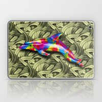 DOLPHIN COLORS 3D Laptop & iPad Skin