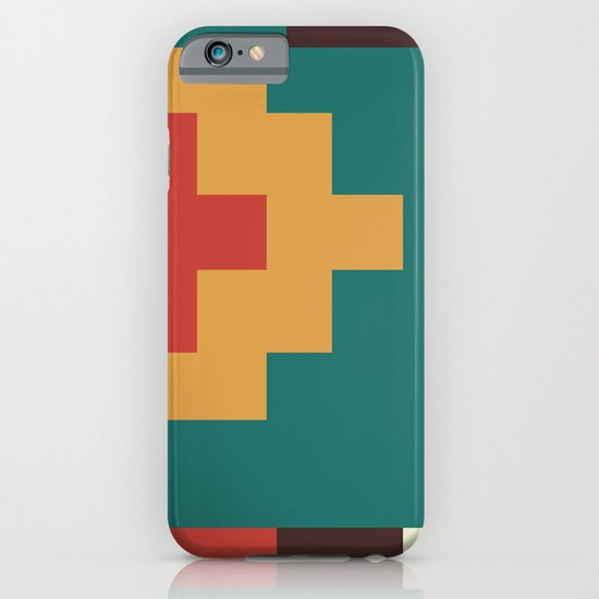 UFOlk 2 iPhone & iPod Case