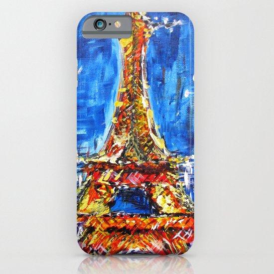 J'adore Eiffel iPhone & iPod Case