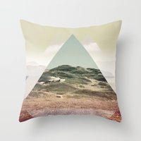 Perceptions landscapes Throw Pillow