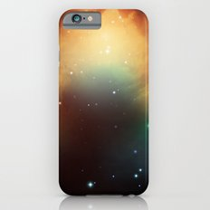 year3000 - Orange Space iPhone 6 Slim Case