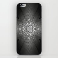 The Combination Of A Sit… iPhone & iPod Skin