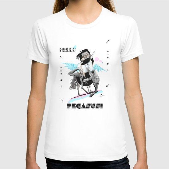 ---->HELLO PEGASUS!  T-shirt