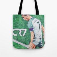 C7 DRAWING Tote Bag