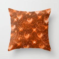 Orange is Underrated Throw Pillow