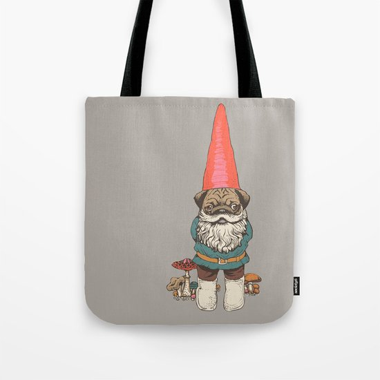 Pugnomie Tote Bag