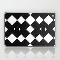 Branting Black & White P… Laptop & iPad Skin