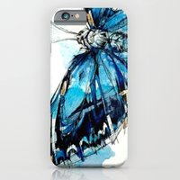 Mighty Morpho Butterfly iPhone 6 Slim Case
