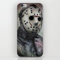 Jason Portrait iPhone & iPod Skin