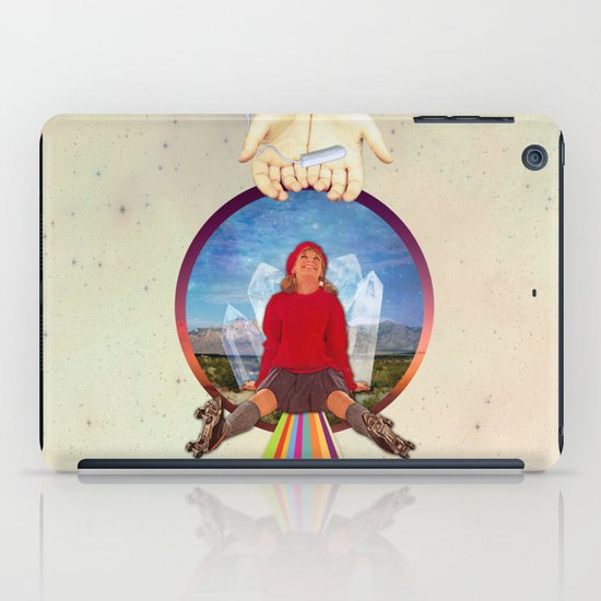 Plug iPad Case