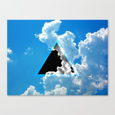 Void in the Sky Canvas Print