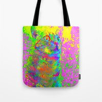 Catsplosion-Lady Jasmine Tote Bag