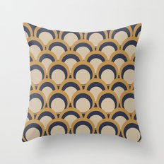 Deco II Throw Pillow