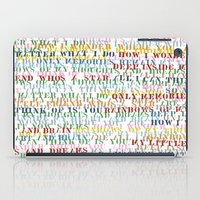 Twinkle Star iPad Case