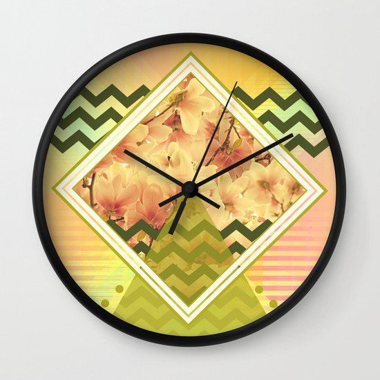 try 2 Wall Clock