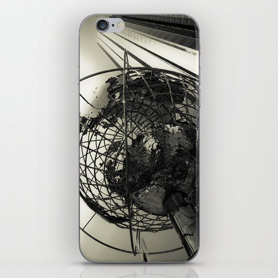 Columbus Circle iPhone & iPod Skin