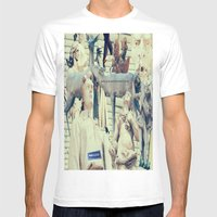 Come To Me, I'll Rest Yo… Mens Fitted Tee White SMALL