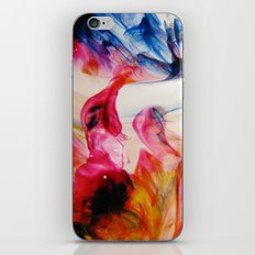 Dipole Moment iPhone & iPod Skin