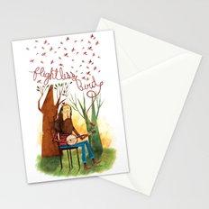 Flightless Bird Stationery Cards