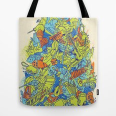 Music--Something For Everyone Tote Bag