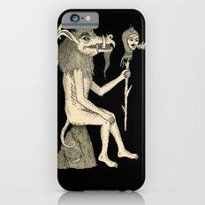 Creature Holding Sceptre iPhone 6s Slim Case