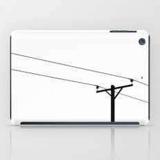 Telephone Pole iPad Case