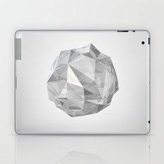 white crystal Laptop & iPad Skin