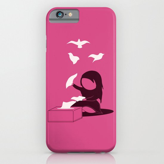 The freeing iPhone & iPod Case