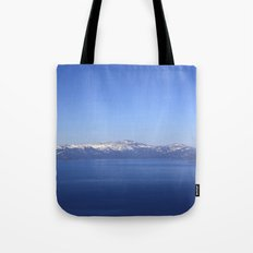Mt Rose and Slide Mt Tote Bag
